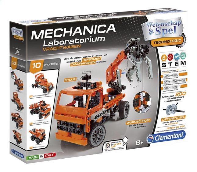Clementoni Wetenschap & Spel Mechnica Laboratorium Vrachtwagen