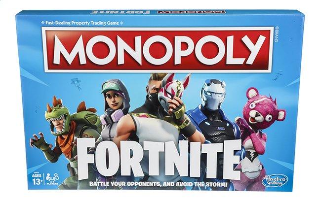 Afbeelding van Monopoly Fortnite ENG from ColliShop