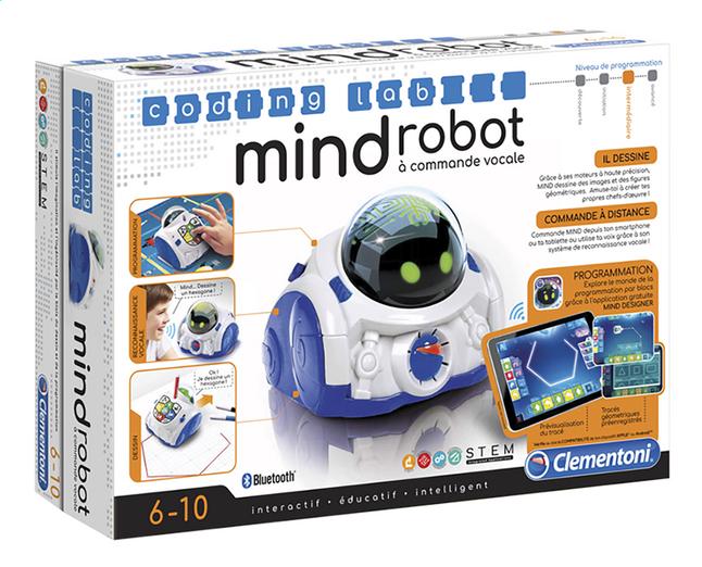 Image pour Clementoni Coding Lab Mind robot à commande vocale à partir de ColliShop