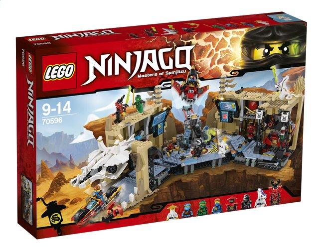Image pour LEGO Ninjago 70596 La grotte du Samouraï X à partir de ColliShop