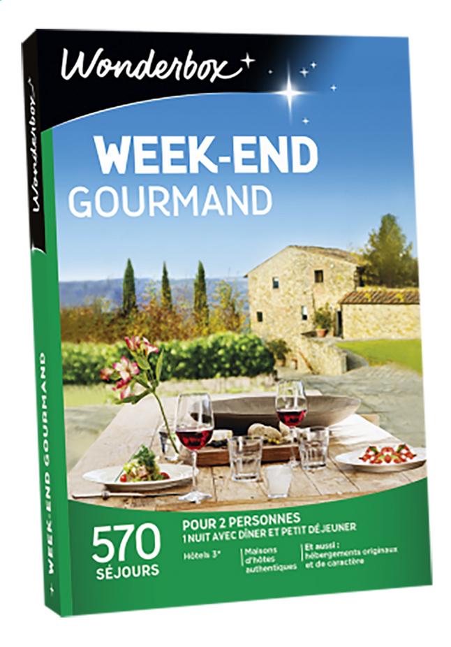Image pour Wonderbox Week-end gourmand à partir de ColliShop