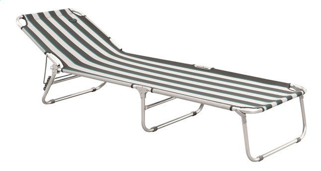Image pour Easy Camp Chaise longue Hydra bleu/blanc à partir de ColliShop