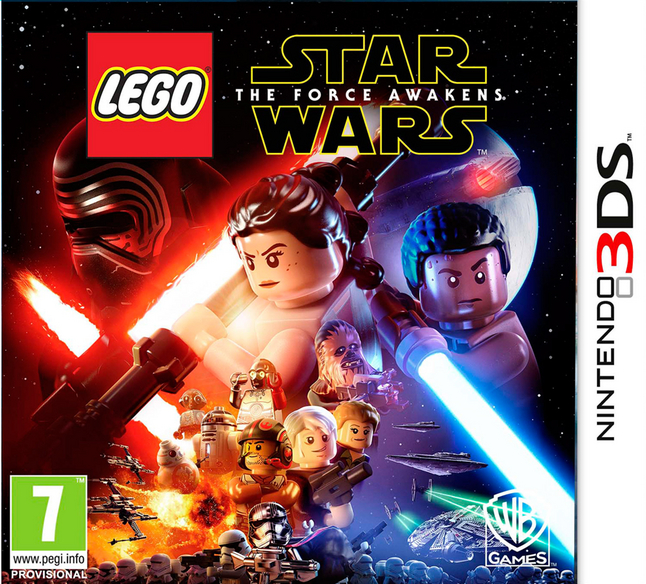 Image pour Nintendo 3DS LEGO Star Wars: The Force Awakens ANG à partir de ColliShop
