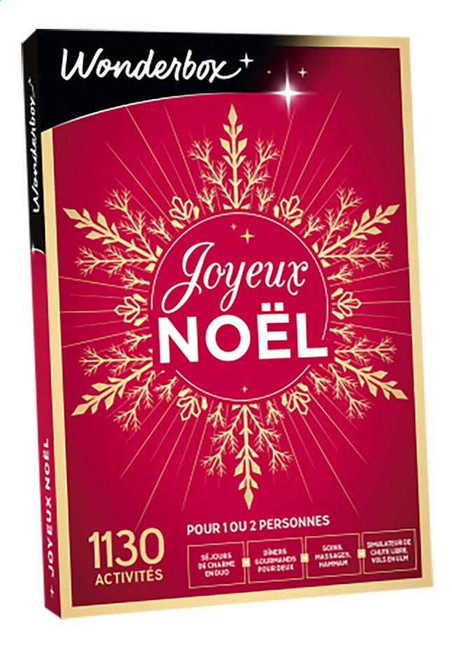 Image pour Wonderbox Joyeux Noël à partir de ColliShop