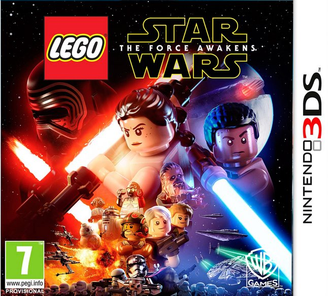 Image pour Nintendo 3DS LEGO Star Wars: The Force Awakens FR à partir de ColliShop