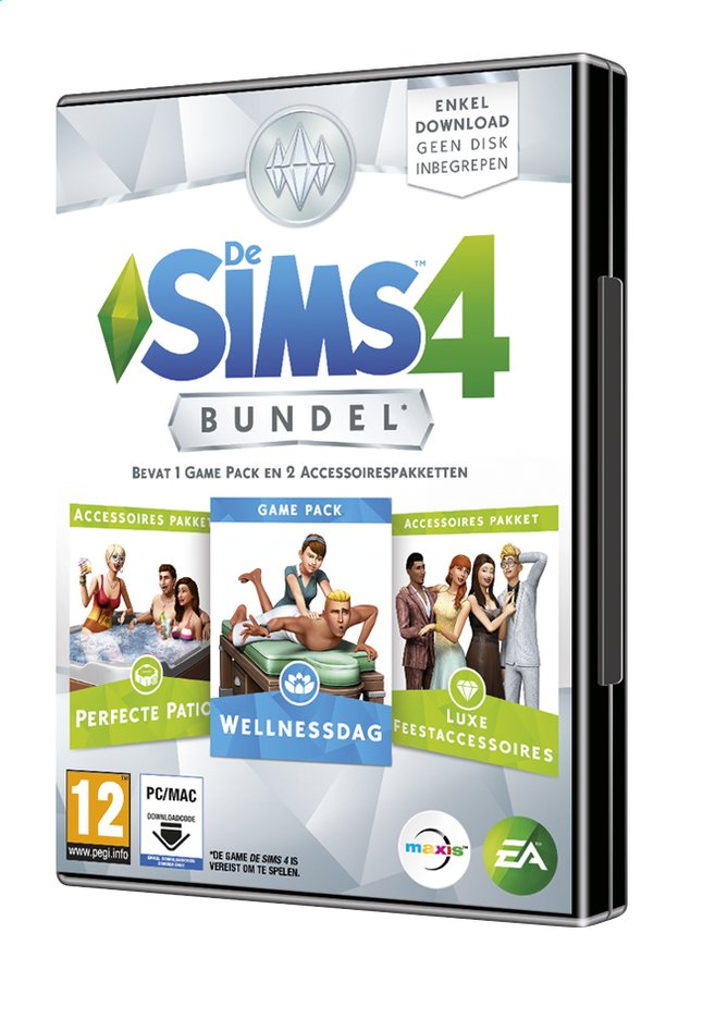 Afbeelding van Pc De Sims 4 Bundel from ColliShop