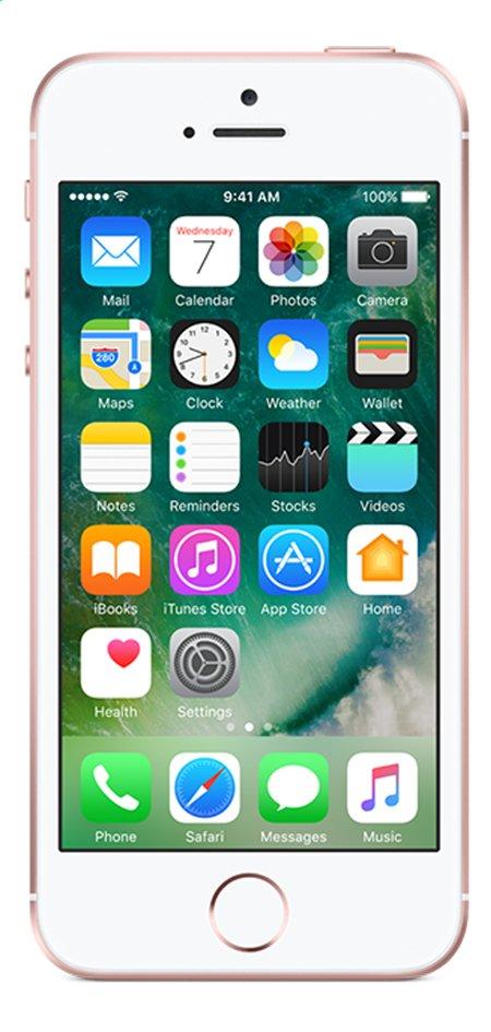 apple iphone se 128 gb rosegold collishop. Black Bedroom Furniture Sets. Home Design Ideas