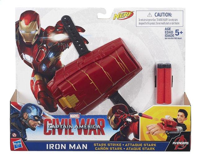Image pour Set de jeu Captain America: Civil War Iron Man Attaque Stark à partir de ColliShop