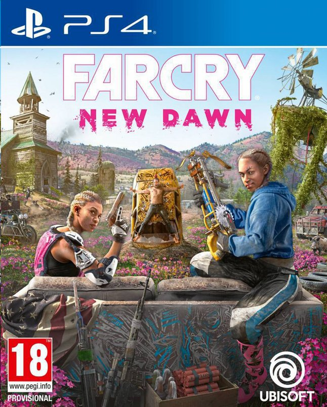 Image pour PS4 Far Cry New Dawn FR/ANG à partir de ColliShop