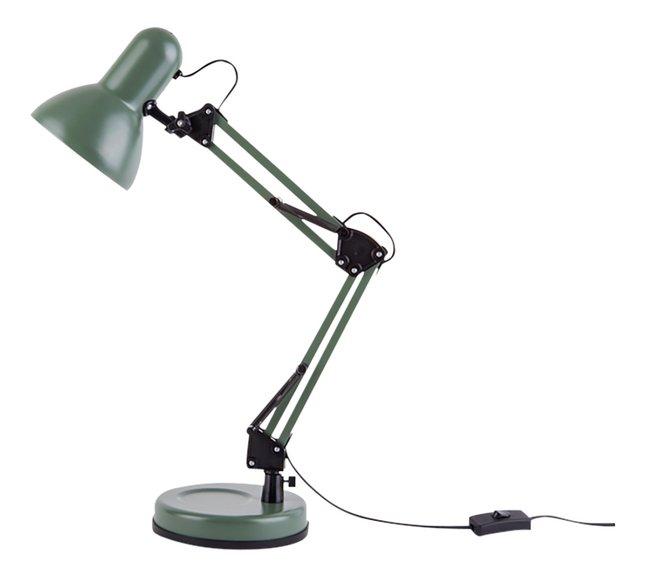 Image pour Lampe de bureau Hobby Steel vert à partir de ColliShop