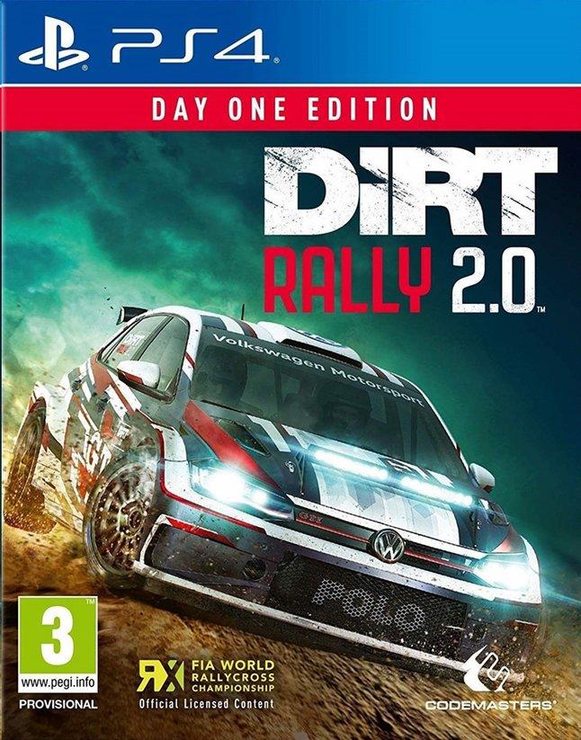 Image pour PS4 DiRT Rally 2.0 Day One Edition FR/ANG à partir de ColliShop