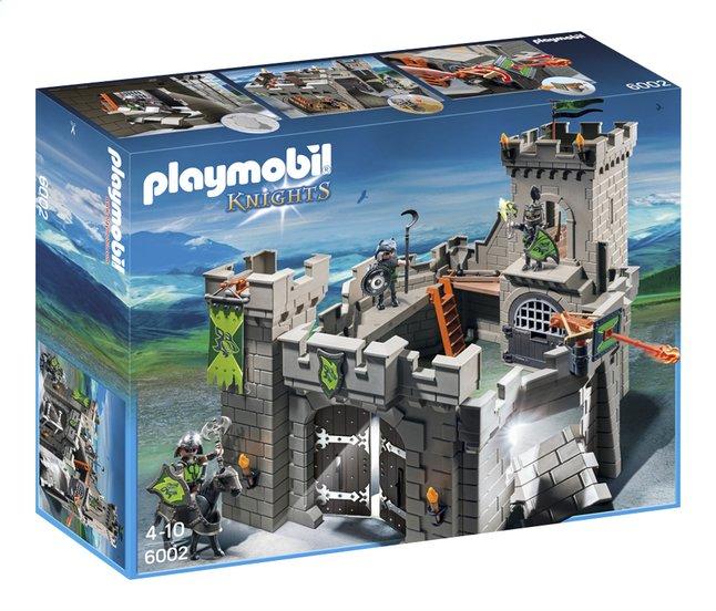 Afbeelding van Playmobil Knights 6002 Kasteel van de Wolvenridders from ColliShop