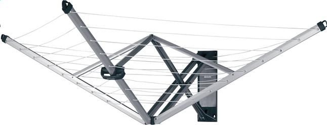 Image pour Brabantia Séchoir-parapluie avec housse de protection Wallfix 24 m à partir de ColliShop