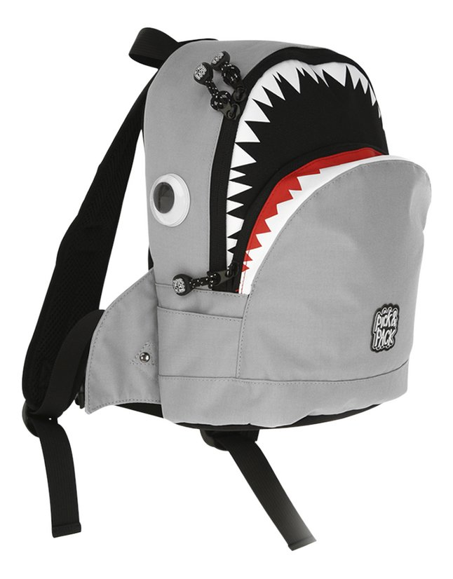 Image pour Pick & Pack sac à dos Requin à partir de ColliShop