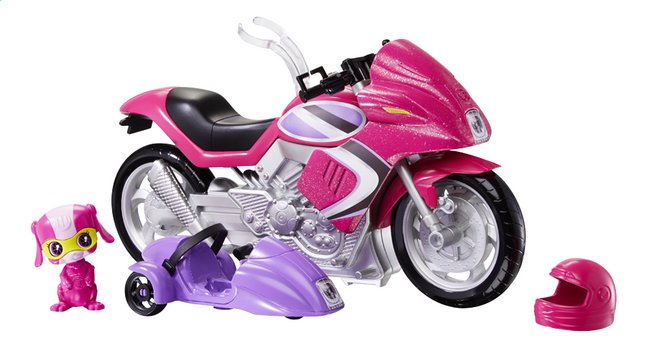 Afbeelding van Barbie motor Spy Squad Motorcycle from ColliShop