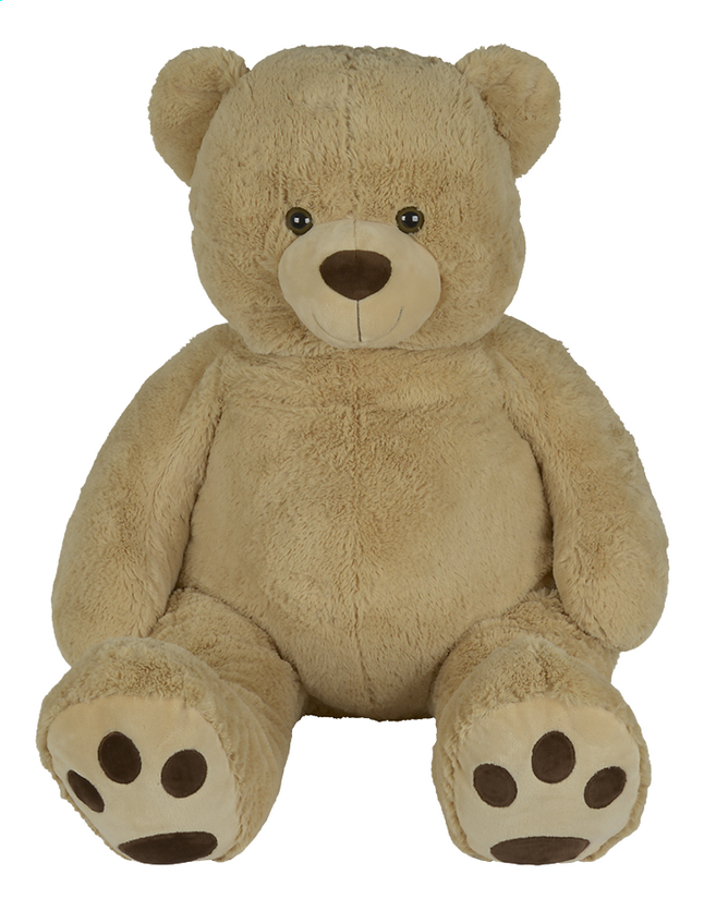 Image pour Nicotoy peluche XL ours 135 cm à partir de ColliShop