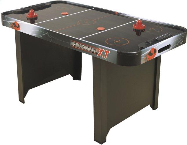 Image pour Table de Air Hockey Black Speed XT à partir de ColliShop