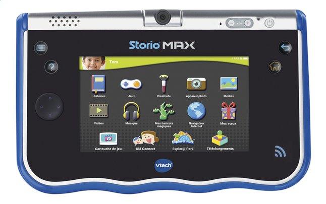 Image pour VTech Tablette Storio MAX bleu à partir de ColliShop