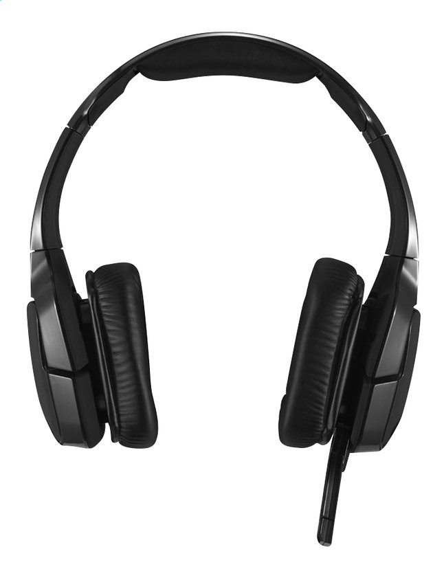 Afbeelding van Tritton headset Kunai wireless stereo zwart from ColliShop