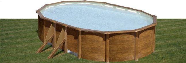 Image pour Gre piscine Pacific L 6,10 x Lg 3,75 m à partir de ColliShop