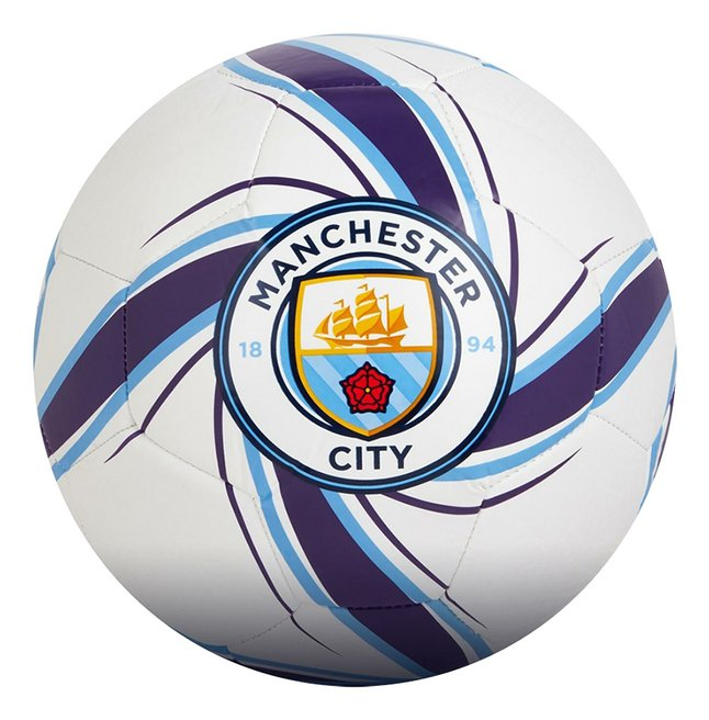 Afbeelding van PUMA voetbal Manchester City Future Flare maat 5 from ColliShop