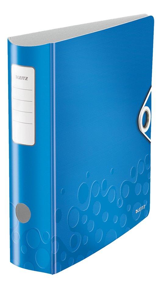 Leitz classeur à levier A4 Wow Active 8,2 cm bleu