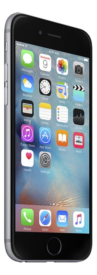 Image pour Apple iPhone 6s 64 Go gris sidéral à partir de ColliShop