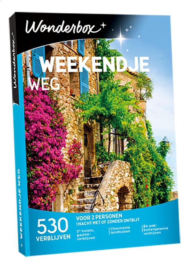 Afbeelding van Wonderbox Weekendje Weg from ColliShop