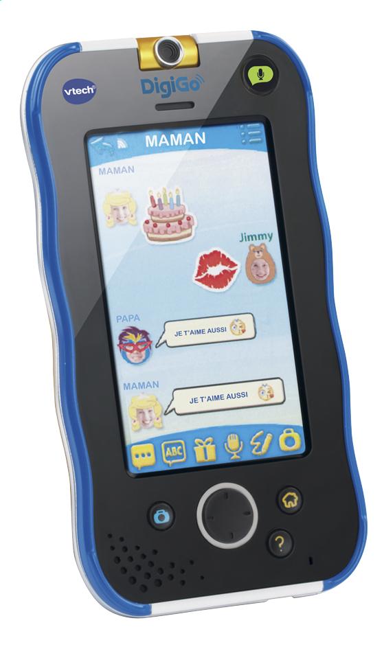 Image pour VTech Smartphone DigiGo bleu à partir de ColliShop
