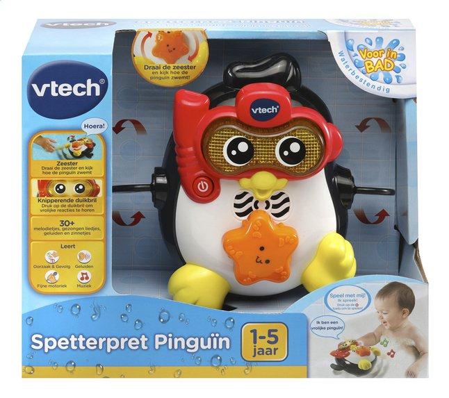 Afbeelding van VTech badspeelgoed Spetterpret Pinguïn from ColliShop