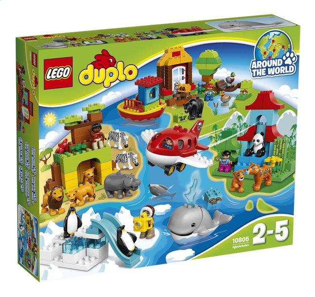 Afbeelding van LEGO DUPLO 10805 Rond de wereld from ColliShop