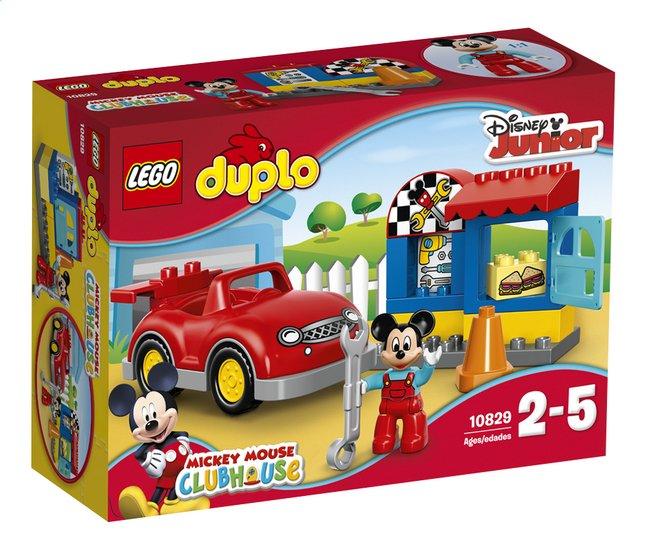 Image pour LEGO DUPLO La Maison de Mickey 10829 L'atelier de Mickey à partir de ColliShop