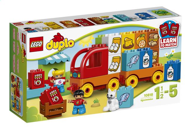 Image pour LEGO DUPLO 10818 Mon premier camion à partir de ColliShop