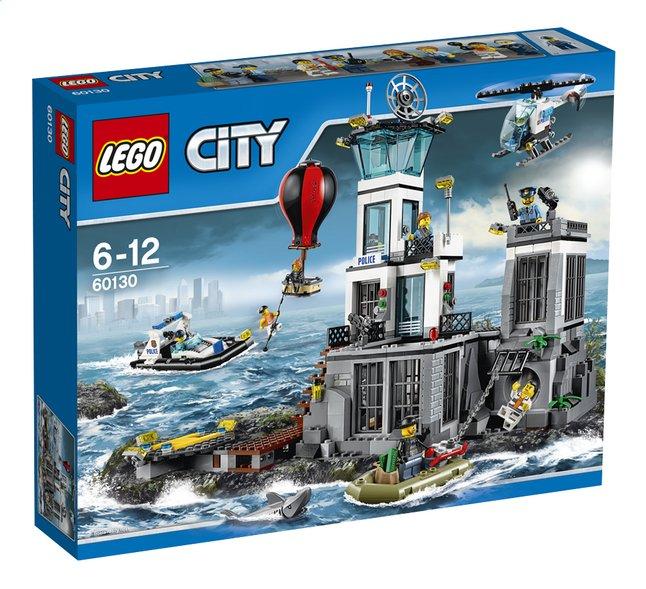 Image pour LEGO City 60130 La prison en haute mer à partir de ColliShop