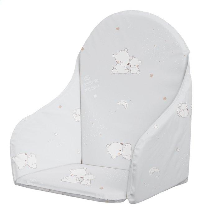 Di baby coussin r ducteur pour chaise haute ziggy collishop - Coussin reducteur chaise haute ...