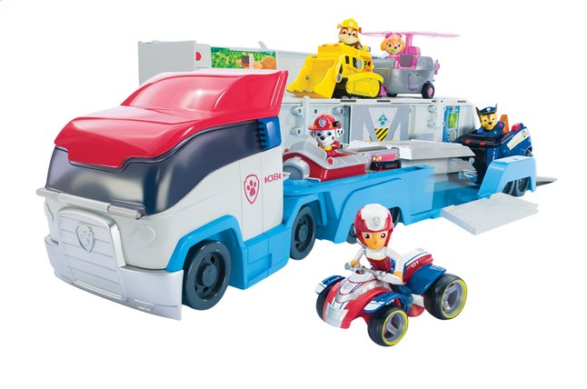 Afbeelding van Speelset PAW Patrol PAW Patroller from ColliShop