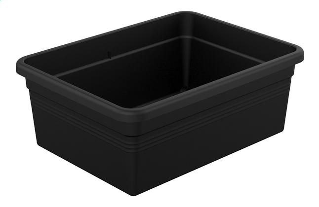 Afbeelding van Elho verplaatsbare moestuinbak Green Basics zwart from ColliShop