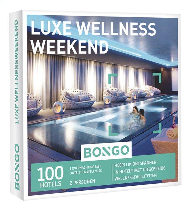 Afbeelding van Bongo Luxe Wellnessweekend from ColliShop