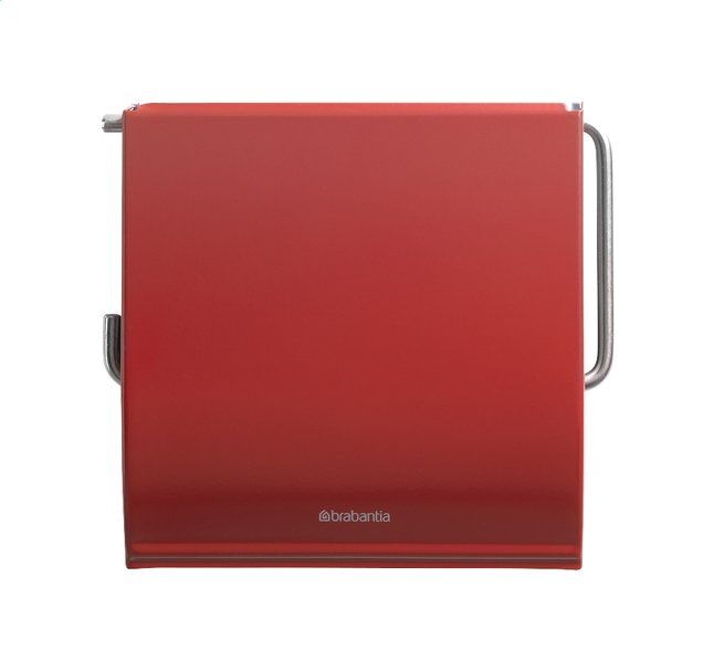 Image pour Brabantia Porte-rouleau passion red à partir de ColliShop