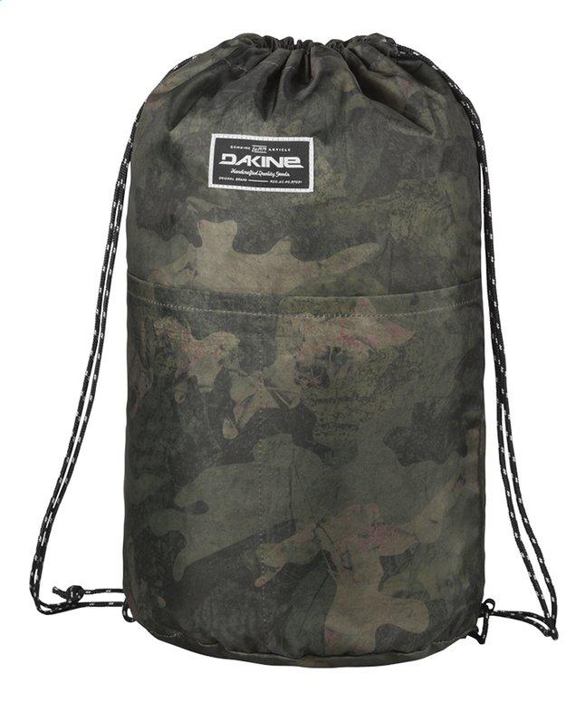 Image pour Dakine sac de gymnastique Stashable Cinchpack Peat Camo à partir de ColliShop