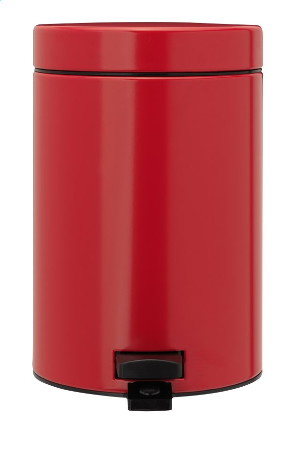 Afbeelding van Brabantia Pedaalemmer Classic passion red 3 l from ColliShop
