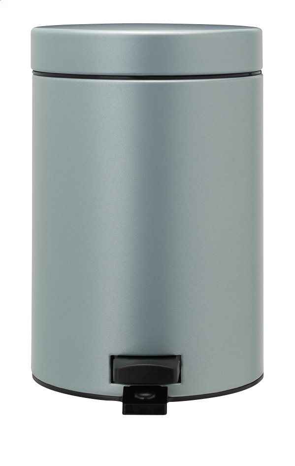 Afbeelding van Brabantia Pedaalemmer Classic metallic mint 3 l from ColliShop