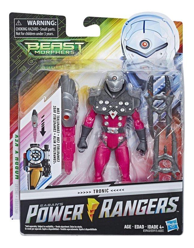 Image pour Figurine articulée Power Rangers Beast Morphers - Tronic à partir de ColliShop
