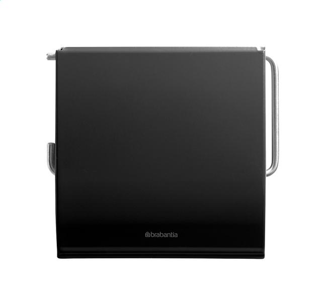 Image pour Brabantia Porte-rouleau matt black à partir de ColliShop