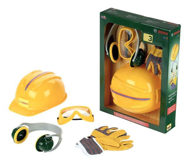 Image pour Bosch mini set de 4 accessoires de chantier à partir de ColliShop