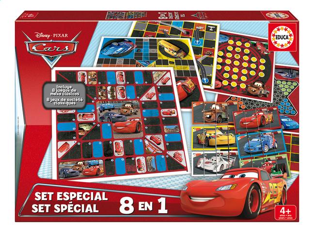 Afbeelding van Disney Cars Set spécial 8 en 1 FR from ColliShop