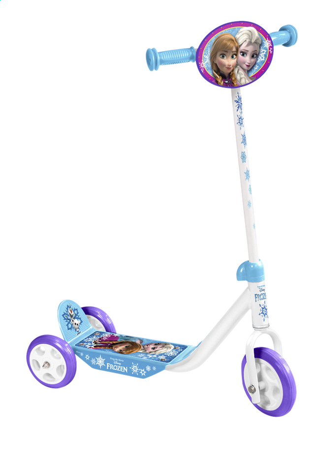 Image pour Trottinette Disney La Reine des Neiges Scooter à partir de ColliShop