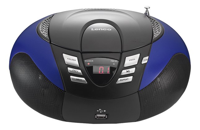 lenco radio lecteur cd portable scd 37 collishop. Black Bedroom Furniture Sets. Home Design Ideas