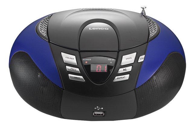 Image pour Lenco radio/lecteur CD portable SCD-37 à partir de ColliShop