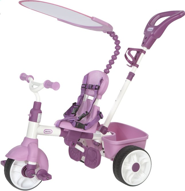 Afbeelding van Little Tikes driewieler 4-in-1 roze from ColliShop